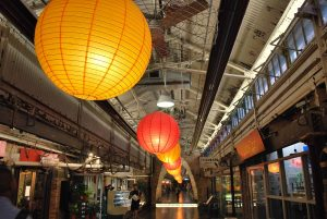 que es el chelsea market en nueva york?