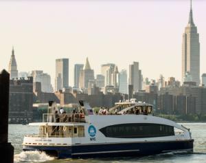el nyc ferry de nueva york