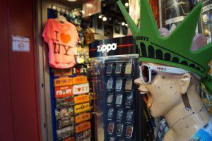 Las Mejores Tiendas de souvenirs y regalos en Nueva York