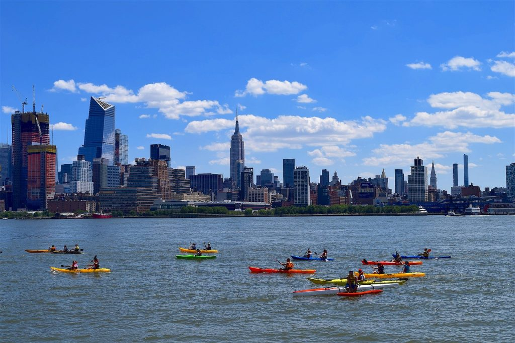la mejor temporada para viajar a nueva york