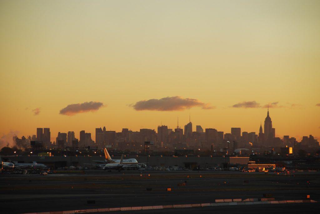 como llegar del aeropuerto a nueva york