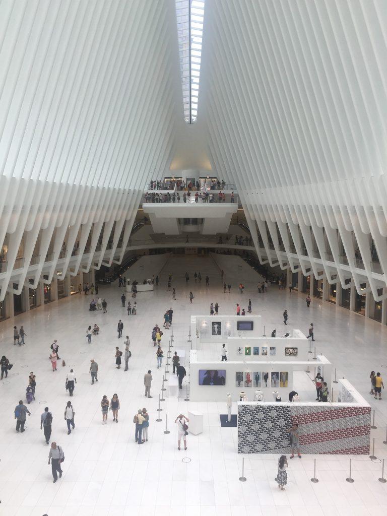 oculus world trade center calaltrava