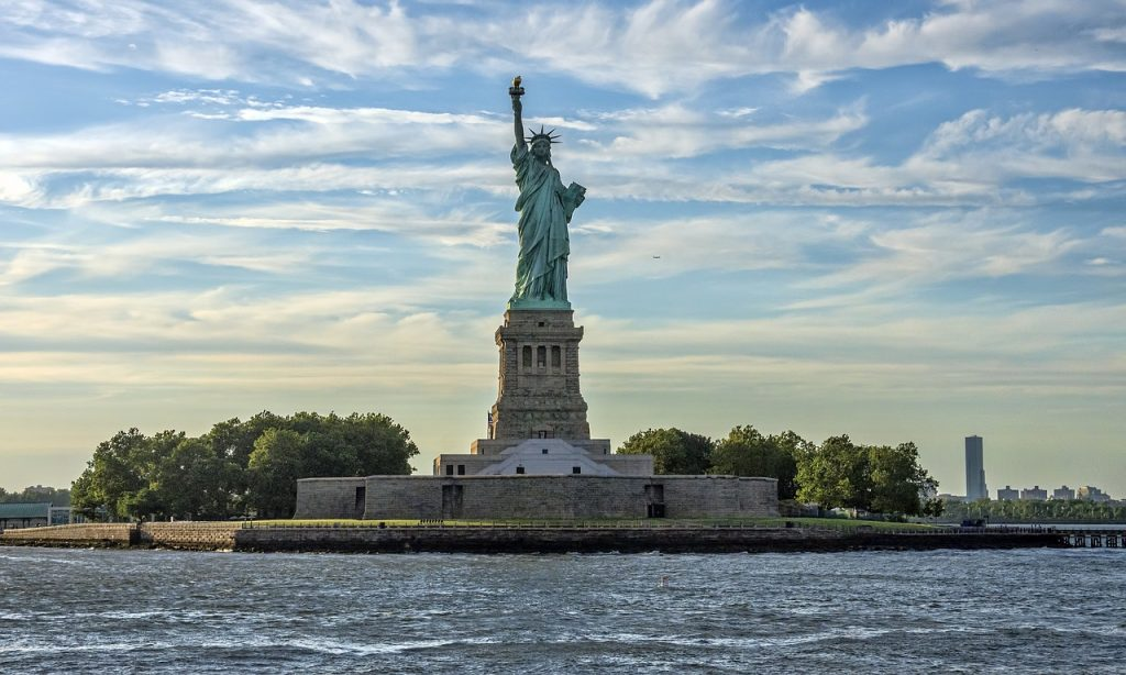 Cómo comprar tickets para la Estatua de la Libertad?