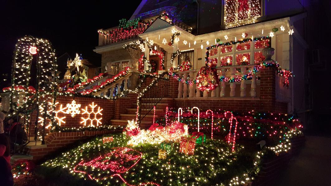 tour luces navideñas nueva york
